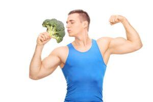 筋肉に効くのはなぜ?筋トレ中の食事にピッタリのブロッコリー