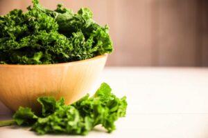 筋トレに効果的な野菜③ケール