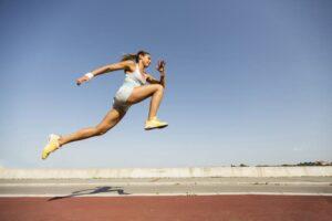 ジャンプ力を高める為にはコツを掴む事も重要!