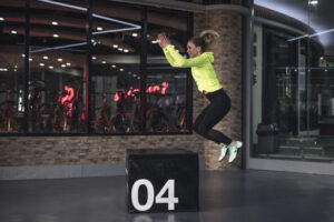 ジャンプ力を高める為に鍛えたい筋肉
