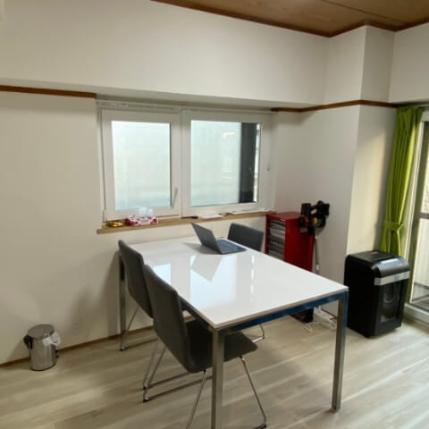 パーソナルジム横浜西口鶴屋町店カウンセリングルーム