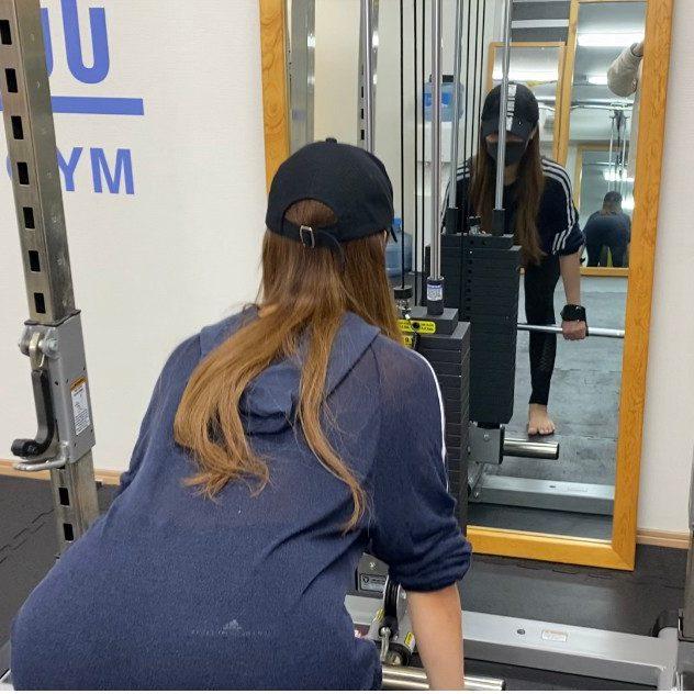 パーソナルジムティーバランス渋谷店のトレーニング