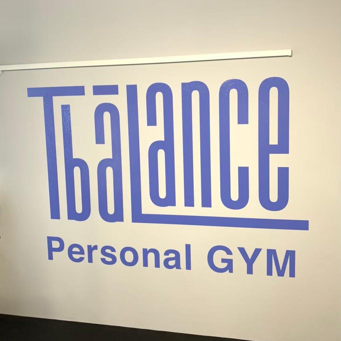 パーソナルトレーニングジムT-BALANCE錦糸町店ロゴ